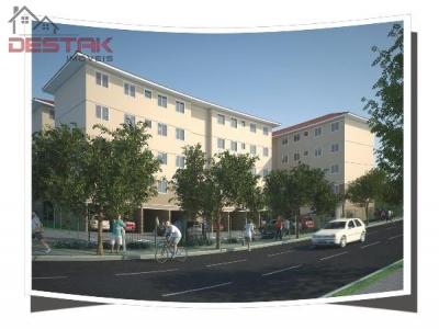 Apartamento / de 2 dormitórios em Distrito Industrial, Jundiai - SP