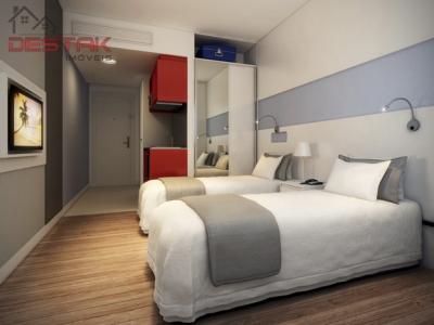 Flat / de 1 dormitório à venda em Jardim Bonfiglioli, Jundiai - SP