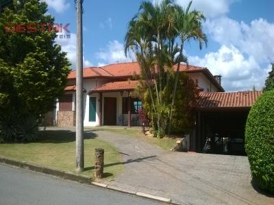 Casa / de 4 dormitórios à venda em Ville Chamonix, Itatiba - SP