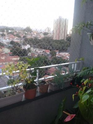 Apartamento / de 2 dormitórios em Vl Progresso, Jundiai - SP