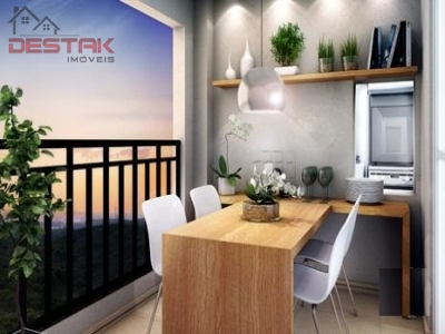 Apartamento / de 2 dormitórios em Jardim Ana Maria, Jundiai - SP