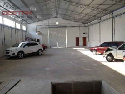 Prédio, Galpão Armazém / à venda em Vila Nambi, Jundiai - SP
